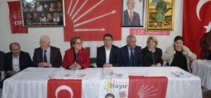 CHP'de referandum çalışmaları