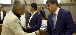 Antalya Büyükşehir Belediyesi Nisan Ayı Meclisi