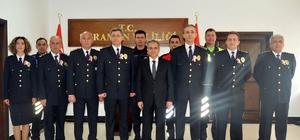Karaman'da Türk Polis Teşkilatının 172. yaşı kutlandı