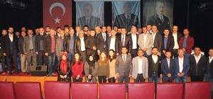Hasan Aydoğan, MHP Tavşanlı İlçe Başkanı oldu