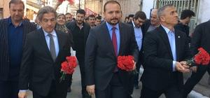 AK Parti Beyoğlu İlçe Başkanlığı,Hacıahmet Mahallesi'nde 'Sevgi Yürüyüşü' gerçekleştirdi