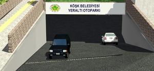 Başkan Kılınç, otopark sorununu çözüme kavuşturuyor