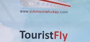 "Antalya'da turistik denizaltı ""Nemo Primero"" hizmete girdi"