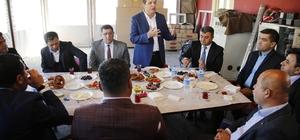 """Başkan Genç: """"Antalya'nın en büyük ve güçlü yatırımlarını alıyoruz"""""""
