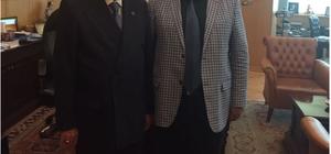 Başkan Tutar'dan Bahçeli'ye ziyaret