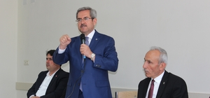 """AK Parti'li Ünüvar: """"Cumhurbaşkanlığı sistemi, Türkiye'yi dünyada marka yapacak"""""""