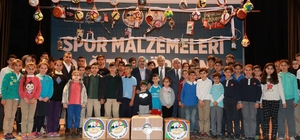 Körfez'de okullara dev destek