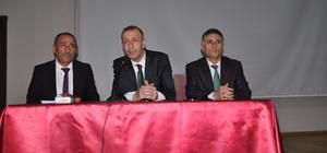 Sandık kurulu başkanları ve üyelere referandum semineri