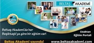 Beşiktaş Belediyesi uzaktan eğitim portalı kurdu