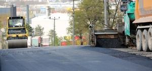 Başiskele Fakülte Caddesi'nde çalışmalar tamamlandı