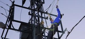 Toroslar EDAŞ Mersin'de bakım, onarım ve yatırım çalışmalarını sürdürüyor