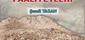 """Şamil Yazan'ın """"Kozan Sancağında Ermeni Faaliyetleri"""" kitabı çıktı"""