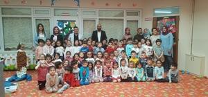 Düzce Üniversitesi ve Mevlüde Çıtlak Anaokulu'nun örnek birlikteliği