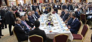 """Bakan Tüfenkci:""""15 yılda yaptığımızı hizmetleri beş yılda yapmak istiyoruz"""""""