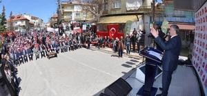 """Başkan Akyürek: """"Türkiye yeniden diriliş mücadelesi veriyor"""""""