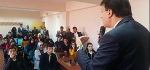 """Milletvekili Aydemir: """"Gençler evet diyor. Yeni sistem gençliğe yatırımdır. Gençlerimiz evet, şuurunda"""""""