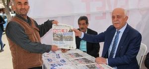 """Başkan Seyfi Dingil: """"Türkiye'nin geleceği için son şansımız"""""""