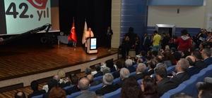 Selçuk Üniversitesi 42 yaşında