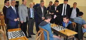 Simav'da satranç turnuvası