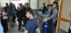 Gaziantep'te polis şüpheli kovalamacası
