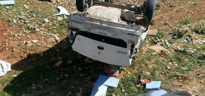 Araban'da kaza: 1 ölü, 2 yaralı