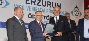 Erzurum Vergi ve İhracat Rekortmenleri Ödül Töreni