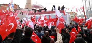 """Sekmen: """"İstikametimiz, tercihimiz güçlü bir Türkiye içindir"""""""