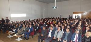 Malazgirt'te 'Seçim' toplantısı