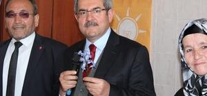 """AK Parti Adana Milletvekili Ünüvar:""""Vesayetçi ve darbeye müsait yönetim sistemi değişecek"""""""