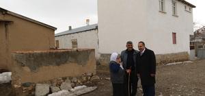 Genel Sekreter Yalçın'dan Özalp ve Saray'a ziyaret