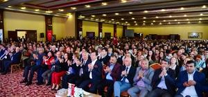 Başkan İmamoğlu, belediye personeli ile hizmette 3'üncü yılını paylaştı