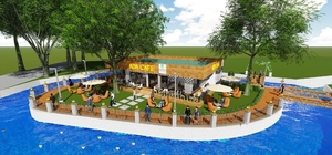 Dursunbey Saz Bölgesine Büyükşehir Ada Kafe yapacak