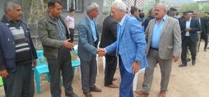 MHP Çalışkan Başkanlığına Hasan İnal getirildi