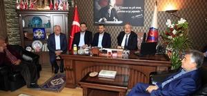 AK Parti milletvekilleri STK temsilcilerini ziyaret etti