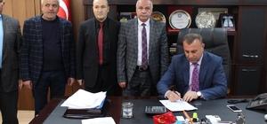Kurtalan Belediyesi ile sendika arasında TİS imzalandı