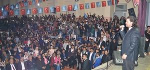 Besni Ülkü Ocaklarından Ahmet Şafak konseri