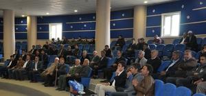 Sincik ilçesinde tam bağımsız bir Türkiye için 'Evet' konferansı