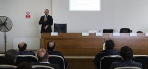 Bağlar Belediyesi personeline mevzuat semineri