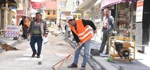 Karesi'de Yaymacılar Caddesi prestij kazanıyor
