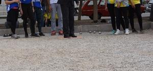 İncirliova, Bocce turnuvasına ev sahipliği yapıyor