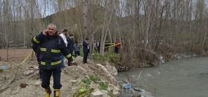 Sakarya'da çayda kadın cesedi bulundu