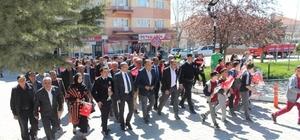 Domaniç'te 'Polis Halk Yürüyüşü'