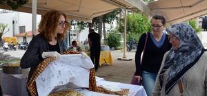 Ortaca'da okul yararına kermes