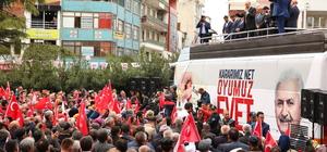 Başbakan Yardımcısı Kurtulmuş, Samsun'da