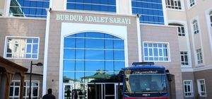 Burdur'daki FETÖ/PDY davası