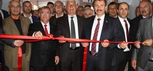 7. Fethiye Tarım ve Hayvancılık Fuarı açıldı