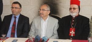 Mardin'de 2 bin zeytin ağacı dikildi