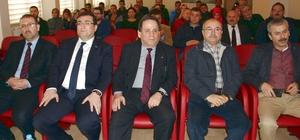 """Sinop'ta """"İhanetin Kanlı Gecesi 15 Temmuz"""" konferansı"""