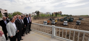 Antalya boğaçayı projesi start aldı