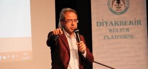 Diyarbakır neden Türkiye'nin mührüdür konferansı düzenlendi